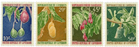 Cameroon - YT  554-57