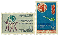 Cameroun - YT  510-11
