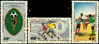 Cameroun - YT  512-14 - Postfrisk