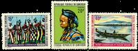Cameroun - YT  521-23