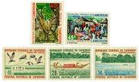 Cameroun - YT  501-05