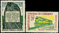 Cameroun - YT  392-93