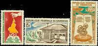 Cameroun - YT  396-98