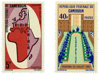 Cameroun - YT  401-02
