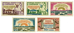 Cameroun - YT  355-59 - Postfrisk