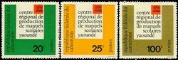 Cameroun - YT  369-71 - Postfrisk