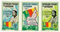 Cameroun - YT  372-74