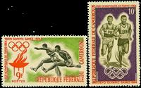 Cameroun - YT  384-85