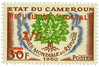 Cameroon - YT  328