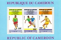 Cameroun - YT  BL22