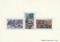 Cameroun - YT  BL8 - Postfrisk