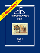 AFA Eastern Europe stamp catalogue volume II 2017