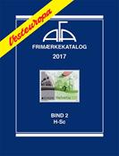 AFA Vesteuropa frimærkekatalog bind 2, 2017 (H-Sc)