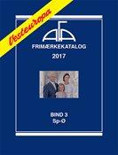 AFA Vesteuropa frimærkekatalog bind 3, 2017 (Sp-Ø)