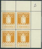 Grønland - Pakkeporto