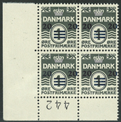 Faroer - Provisionals 1941