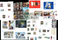 Francia - francobolli su frammenti ben timbrati