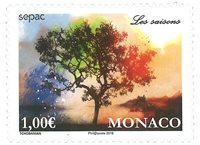 Monaco - SEPAC 2016 * - Timbre neuf