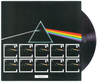 英国邮票 Pink Floyd乐队纪念邮票 小版张