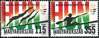Hongrie - Jeux Olympiques à Rio 2016 - Série neuve 2v
