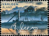 Åland - Mit Åland - Postfrisk frimærke