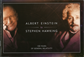 Isle of Man - 100 years of General Relativity / Albert Einstein & Stephen Hawking - Mint Prestige booklet