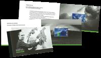 Norge - Meteorologisk Institut - Postfrisk prestigehæfte