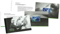 Norvège - Institut météorologique - Carnet de prestige neuf