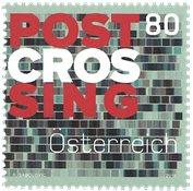 奥地利邮票 Postcrossing2016邮票 新邮1枚