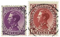 Belgien 1934 - OBP 392 - Stemplet