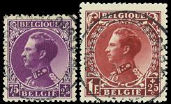 Belgium 1934 - OBP 392 - Cancelled