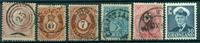Skandinavien - Lotes de stock - 1856-1990