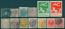 Danmark - Samling - 1854-1969