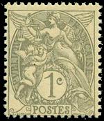Frankrijk - YT 107 - Postfris