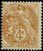 Frankrig - YT 110 - Postfrisk