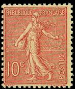 Frankrig - YT 129 - Postfrisk