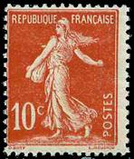Frankrig - YT 134 - Postfrisk