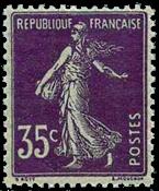 Frankrig - YT 142 - Postfrisk