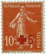 France - YT 146 - Neuf