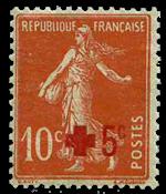 Frankrig - YT 146 - Postfrisk