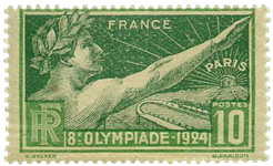 France - Olympic Games Paris YT183