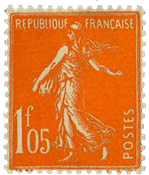 Frankrig - YT 195 - Postfrisk