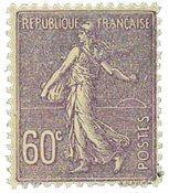 Frankrig - YT 200 - Postfrisk