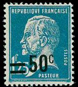 Frankrig - YT 222 - Postfrisk