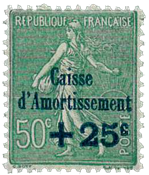 France - YT 247 - Neuf