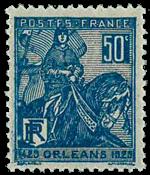 Frankrig - YT 257