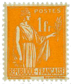 Frankrig - YT 286 - Postfrisk