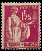 Frankrig - YT 289 - Postfrisk
