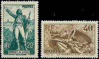 France - YT 314-15 - Mint
