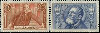 France - YT 318-19 - Mint